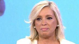 Carmen Borrego hace frente a los dramas familiares