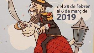 Cartell del Carnaval de Reus 2019