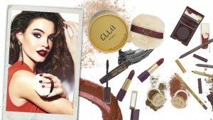 Colección de maquillaje ELLA de Deliplus, perfecta para esta Navidad