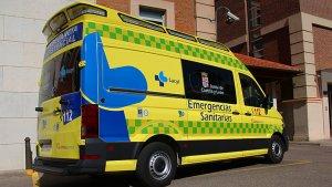 Tres accidentes se han ocasionado en la provincia de Castilla y León a lo largo de esta jornada