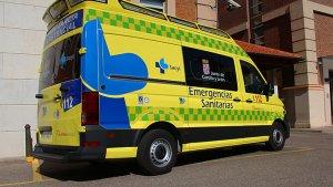 Dos muertos en Soria en un accidente laboral y otro de tráfico