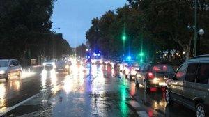El atropello se ha producido en la confluencia de la avenida de Roma con el Paseo Delicias de Sevilla