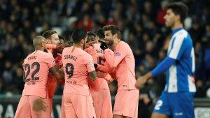 El Barça ha fet de Cornellà-El Prat un dels seus escenaris predilectes