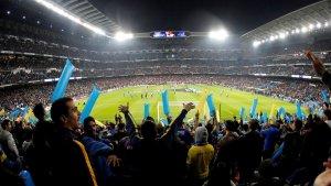 El Bernabéu, escenari de la tornada de la final de la Copa Libertadores.