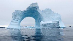 El gel de l'Àrtic s'està reduint de forma dràstica