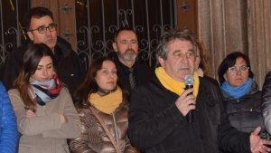 El passat dijous, dia 13 de desembre, Josep Andreu, alcalde de Montblanc, es va sumar a la vaga de fam dels presos de Lledoners