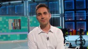 El periodista de TV3, Francesc Sòria, va relatar via Twitter la seva mala experiència en un vol de TAP Portugal