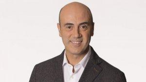 El presentador del temps a TV3, Tomàs Molina