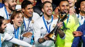 El Real Madrid, campeón de la Copa Mundial de Clubes de la FIFA