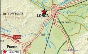 El terremoto no se ha cobrado vidas ni grandes daños materiales según los cuerpos de seguridad