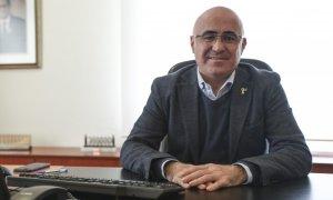 El vallenc Òscar Peris és delegat del govern de la Generalitat des de l'any 2016