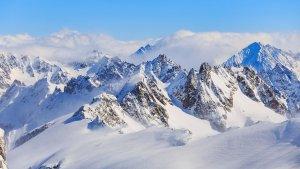 Els Alps són un punt de trobada dels amants de l'esquí de tot el món