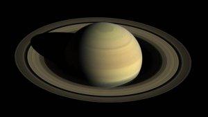 Els anells de Saturn vistos per la sonda Cassini