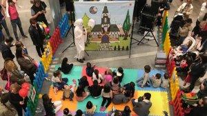 Els nens, els grans protagonistes d'un Nadal solidari a La Fira Centre Comercial