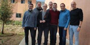 Els presos polítics a Lledoners