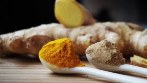 Ginger root and ginger powder are used in many Asian recipes.