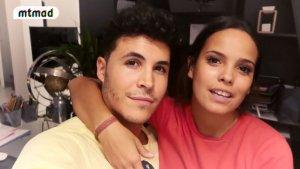 Gloria Camila y Kiko anunciando que no han roto su relación
