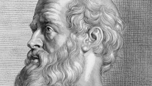 Hippocrates is known as the father of modern medicine.