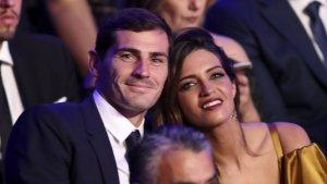 Sara Carbonero e Iker Casillas y Sara Carbonero se casaron en 2016.