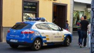 Imagen de archivo de la Policía de La Laguna.