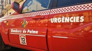 Imagen de archivo de los Bomberos de Palma de Mallorca.