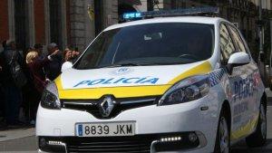 Imagen de archivo de un coche de la Policía Municipal de Madrid.