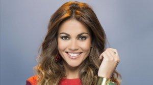 Imagen de la presentadora Lara Álvarez