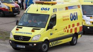 Las asistencias han tenido que trasladar a los afectados dadas sus heridas