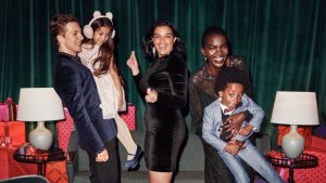 Imagen promocional de la colección de Navidad de H&M