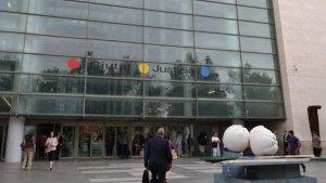 Imatge d'arxiu de la Ciutat de la Justícia a València
