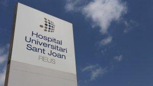 Imatge d'arxiu de l'Hospital Sant Joan