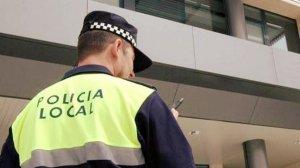 Imatge d'arxiu de Policia Local