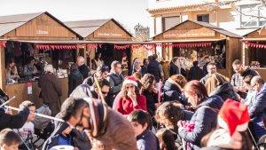 Imatge de la Fira de Nadal del Morell 2017