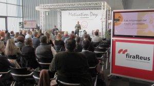 Imatge de la primera edició del Motivation Day a firaReus.
