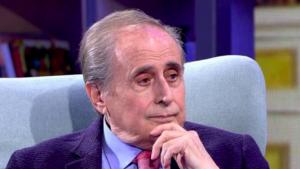 Jaime Peñafiel durant una entrevista a 'Viva la vida'