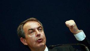 José Luís Rodríguez Zapatero assegura que el 155 no és una solució per Catalunya