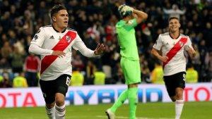 Juan Fernando Quintero, autor del 2-1, va revolucionar la final amb el seu futbol exquisit.