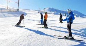 La Masella va ser la primera estació en obrir pistes aquest any