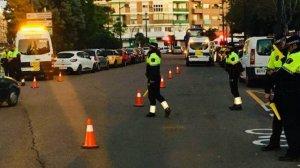 La Policia Local de València inicia una campanya de controls d'alcohol per les festes de Nadal