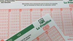 La Primitiva ha deixat molts diners a Castellò