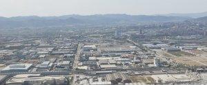 La Zona Franca és el principal focus industrial de la demarcació