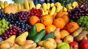 Las frutas y verduras constituyen el primer grupo de alimentos del SMAE