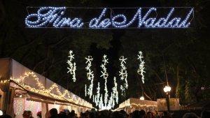 L'encesa dels llums de Nadal a Tarragona