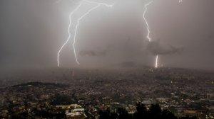 Les pluges i les tempestes han caigut amb molta freqüència aquest any a Barcelona