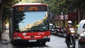 Les tarifes de TMB a Barcelona es mantenen