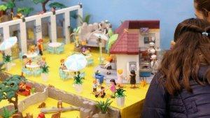 L'exposició de Playmobil més gran de la Comunitat Valenciana obri les seues portes a Torrent