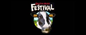 Logotip del primer Doctor Music Festival, celebrat el 1996