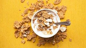 Los cereales sin azúcar son una opción muy sana para desayunos o meriendas.
