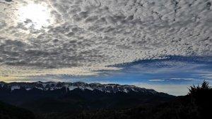 Los Pirineos y la cornisa cantábrica serán lugares donde el tiempo puede estar más inseguro este fin de semana