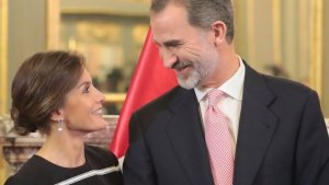 Los reyes Felipe VI y Letizian pasan por su mejor momento